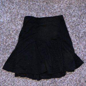 NEW Marilyn Monroe Small Sparkly Fitted Mini Skirt